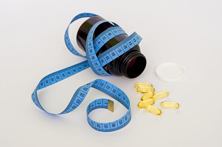 ampolla, ampolla casquet, càpsules, dieta, fer dieta, gimnàs, Sa
