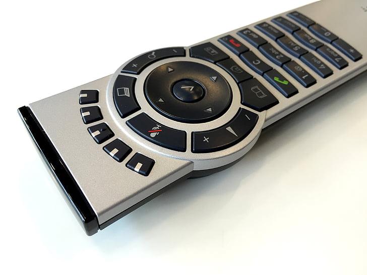 απομακρυσμένη, Cisco, τηλεχειριστήριο, ελέγχου, joystick, κουμπιά, η εντολή