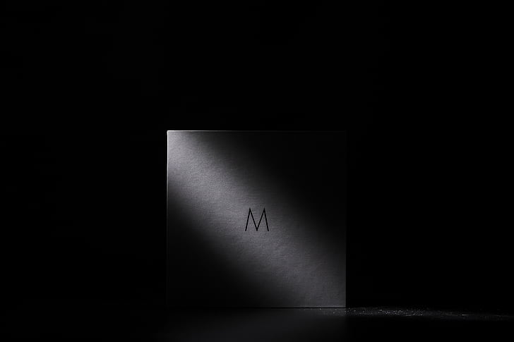 abstrakt, svartvit, mörka, design, ljus, skugga, torget